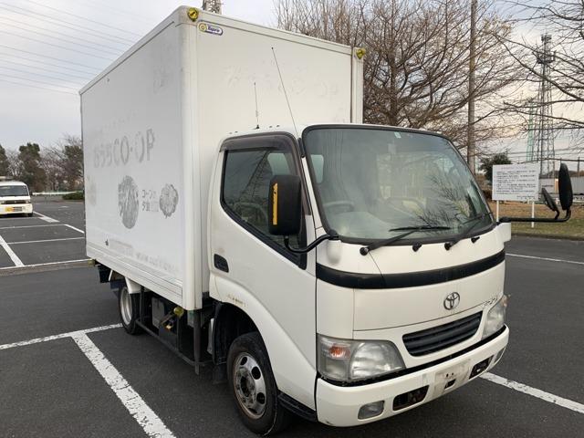 ダイナ LPG AT 積載1.4t 荷室2m 総重量3865kg フルジャストロー