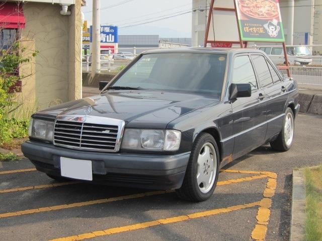 190クラス 190E 2.6 ディーラー車
