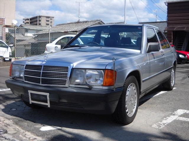 190クラス 190E 前期モデル