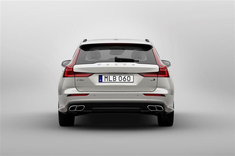 ボルボ新型V60。最新のデザイン言語採用で強力なライバルに臨む