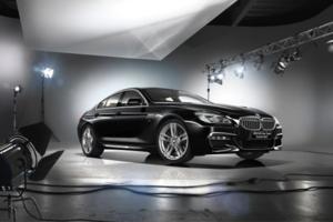 BMWから限定33台!6シリーズ・グランクーペが登場