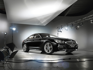 【33台限定】BMW100周年を記念した6シリーズ グラン クーペを発売!
