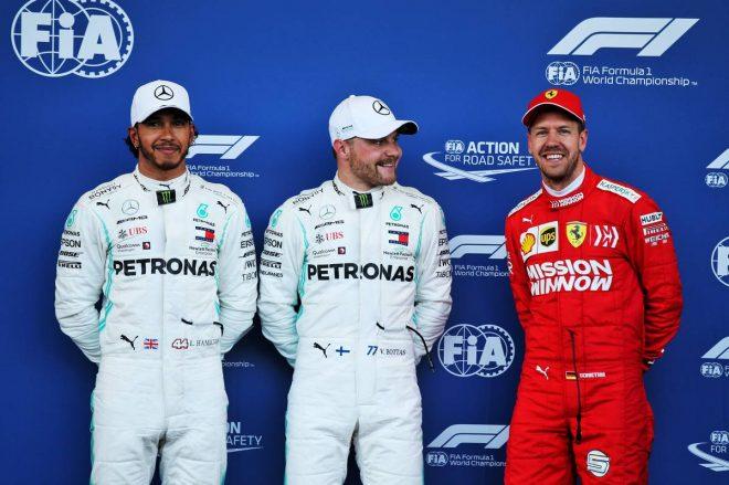 F1第4戦アゼルバイジャンGP予選トップ10ドライバーコメント