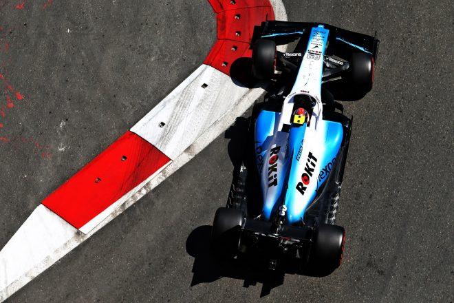 クラッシュのクビサ「小さなミスが大きな代償につながった」。決勝出場は可能な見通し:ウイリアムズ F1アゼルバイジャンGP土曜