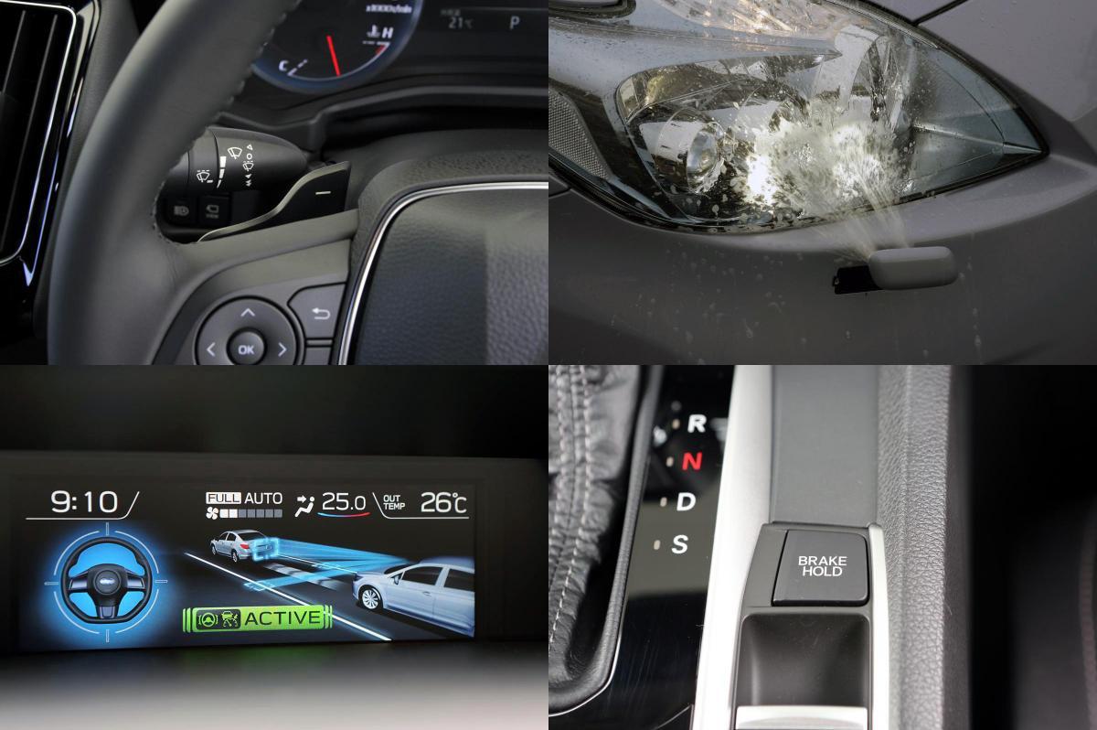 シートの自動調整にヘッドライト洗浄! 超便利なのにオーナーに気づかれないクルマの装備7選