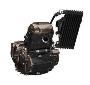 スズキ/ジクサー250の新『油冷エンジン』のボア×ストローク比がGSX-R1000Rとほぼ同じ!? これって超高回転型ってこと?