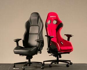 レースで培った技術を自宅やオフィスでも! BRIDEがシート用マルチキャスターPROを発売