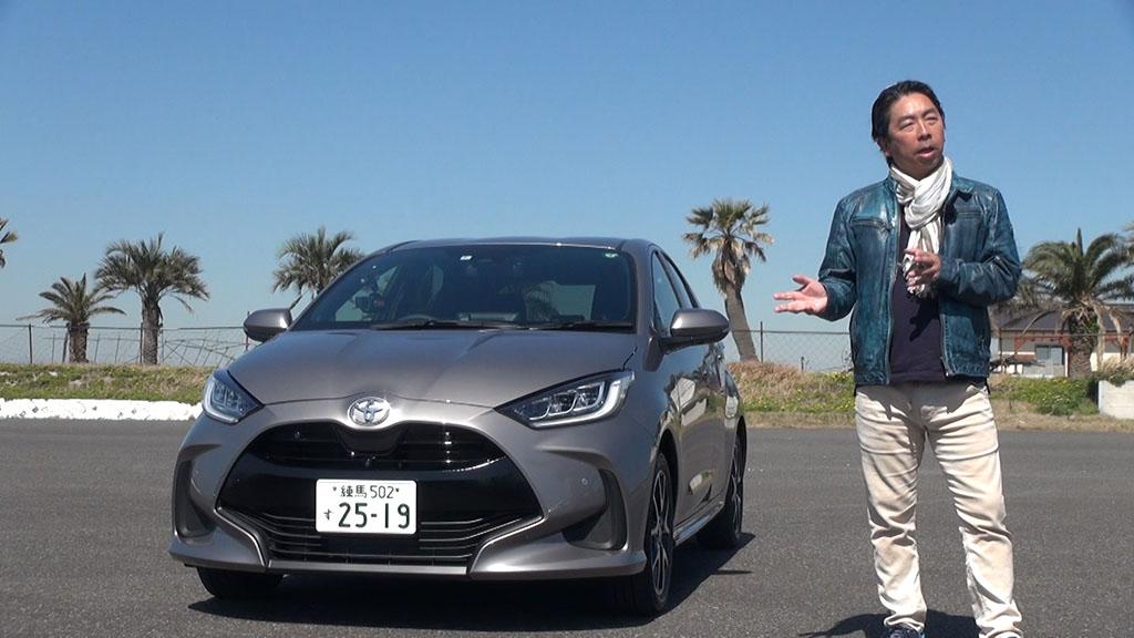 「新型ヤリスを公道で試す!」激化するコンパクトカー戦争を制するモデルとなるか!?【V-OPT】