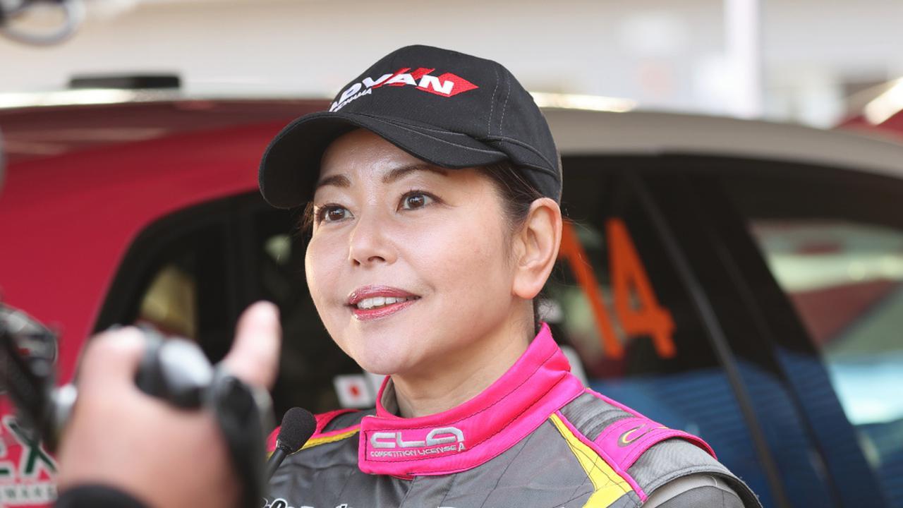 【竹岡 圭のラリーにチャレンジ(16)】2020年は新たなコ・ドライバーさんと参戦。今年も応援ヨロシクね