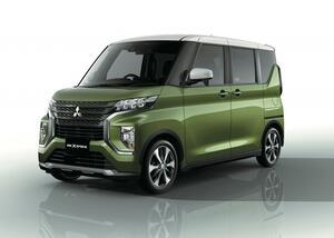 曙ブレーキ:三菱自動車の新型「eKクロス スペース」「eKスペース」が同社製品を採用