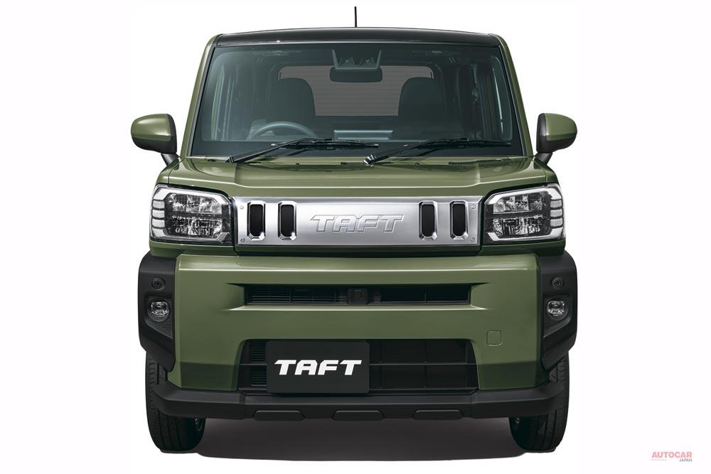 【先行予約を開始】ダイハツ・タフト(TAFT) 新型軽クロスオーバー、6月発売へ