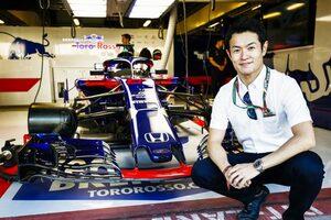 5年ぶりに日本人ドライバーがF1へ。山本尚貴がトロロッソ・ホンダを駆り日本GPフリープラクティスに出場