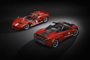 マクラーレン  650S Spiderをベースとしたリミテッド・エディション McLaren 650S Can-Amを発表