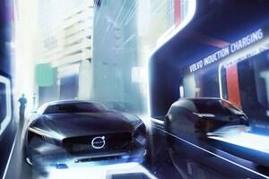 ボルボ、EV戦略を発表 全車にPHVを設定