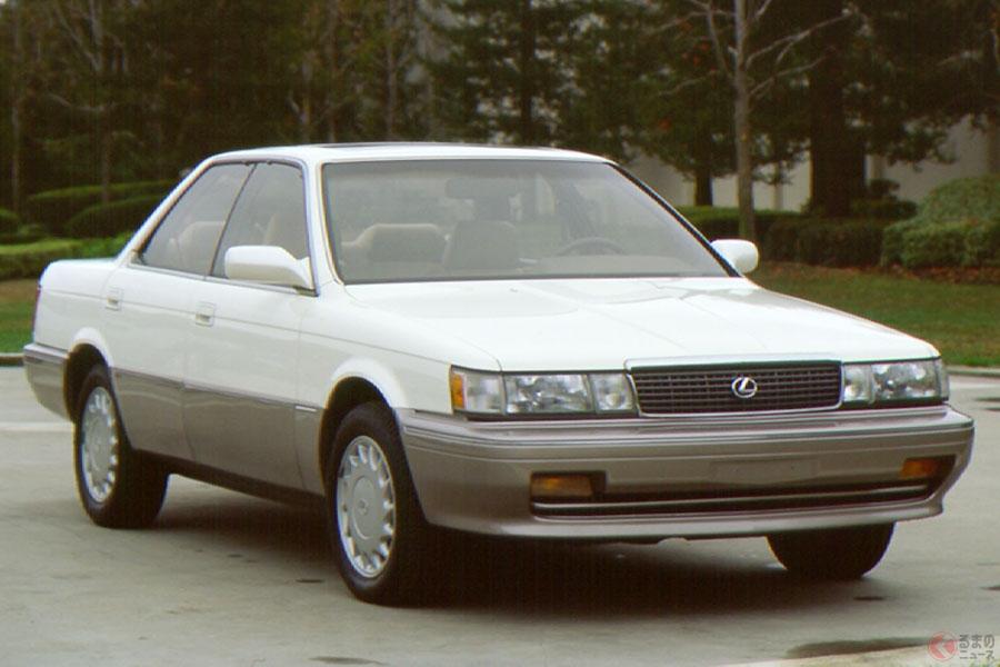平成とともに育ったトヨタ高級ブランド「レクサス」 全世界販売1000万台にまで成長した理由