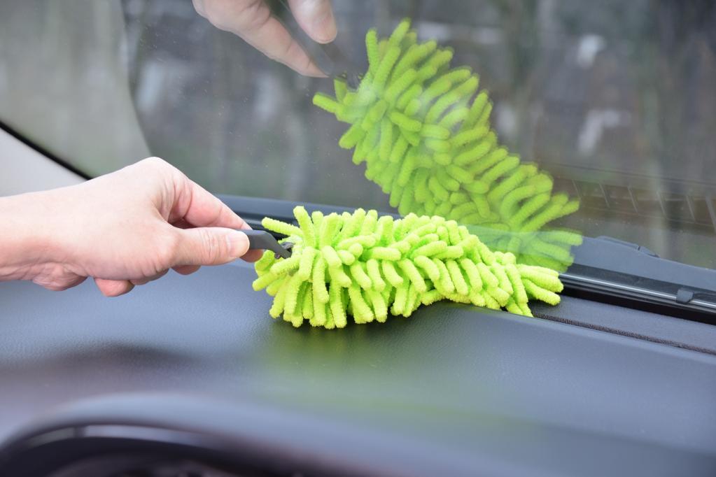 【ドンキのPBカー用品を使ってみた #2】情熱価格 ほこりとるんミニ 【CAR MONO図鑑】