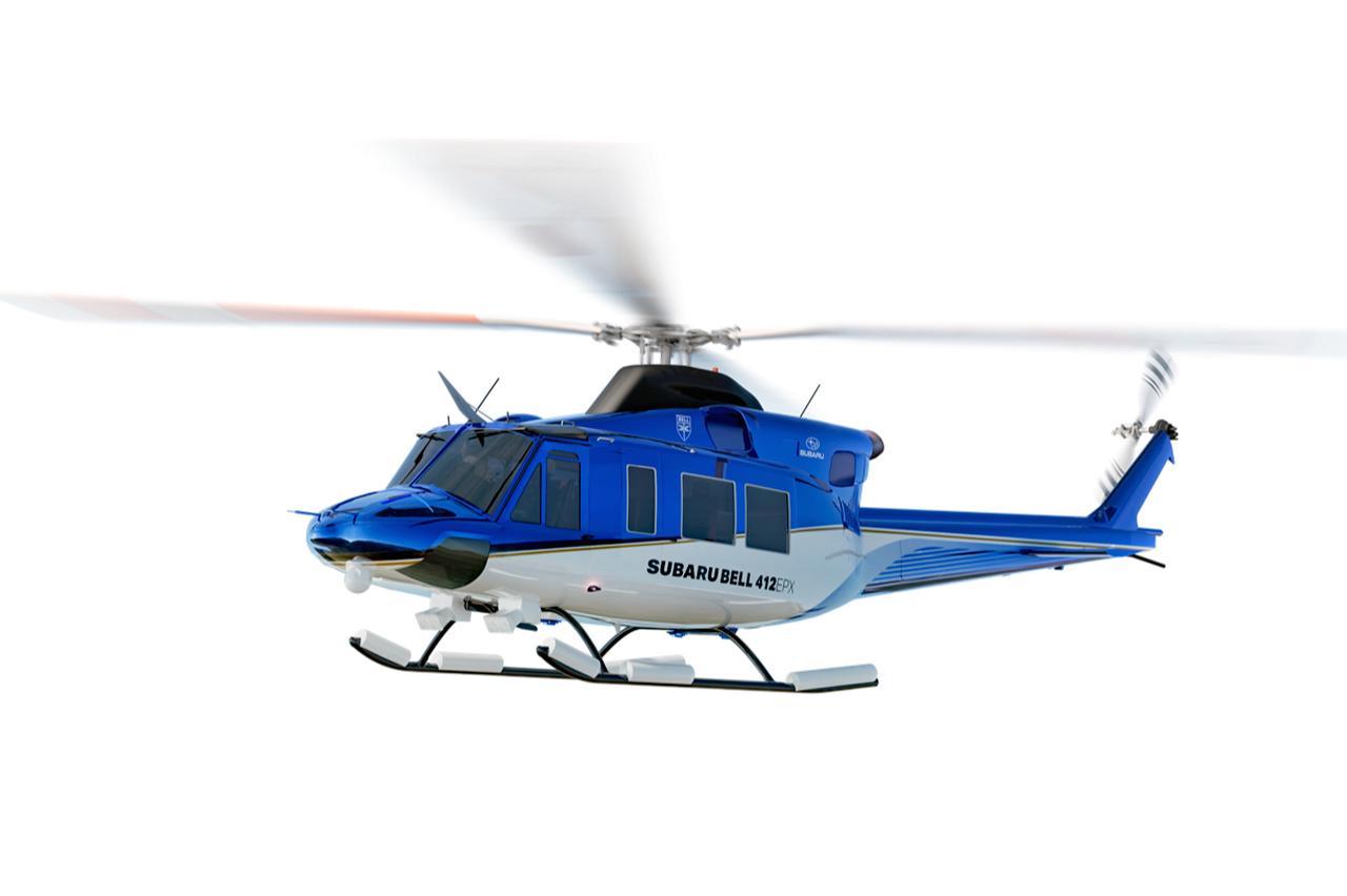 スバル航空宇宙カンパニーが陸上自衛隊の新多用途ヘリコプター試作機を納入