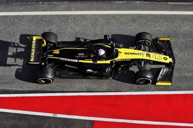 リカルド、ルノーF1が中団チームをリードできることに期待。「トップ3チームとの差はまだ大きい」