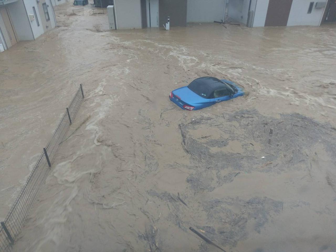 もし、愛車が水害に遭ってしまったら…