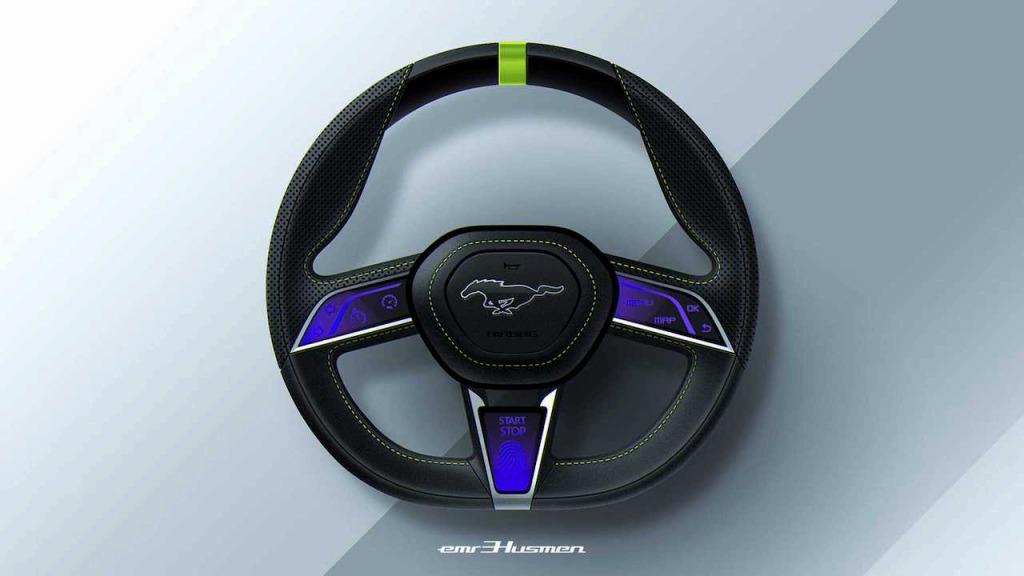 【スクープ】ピュアEV版「フォード・マスタング」の第2弾は、スポーティな5ドアのファストバックに?