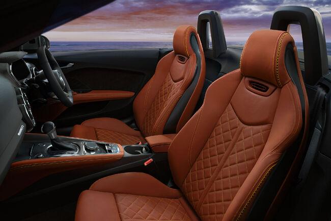 今年で生産終了を迎えるアウディTTロードスターに特別限定車の「ファイナルエディション」が登場
