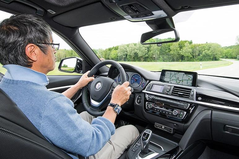 アルピナの最新モデル、B3 S ビターボはクルマのグルメである