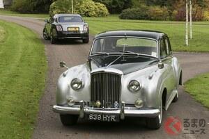 ベントレー「ミュルザンヌ」のエンジンは60年前のもの!? 伝統のV8が60周年を迎えました