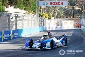 フォーミュラEディルイーヤePrixレース2予選:BMWのシムス2日連続PP記録。日産ブエミが2位フロントロウ