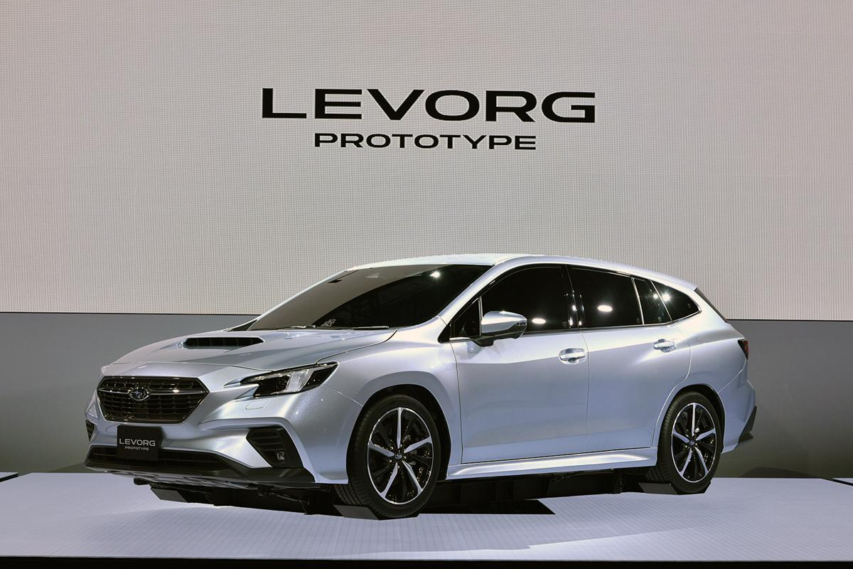 次期型レヴォーグの驚くべき進化とは? 東京モーターショーで最注目だった1台をスバリストが徹底解説