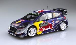 「再現度が高すぎる1/24スケールのWRCチャンピオンカー登場」2017年を制したフォードフィエスタRS WRC!