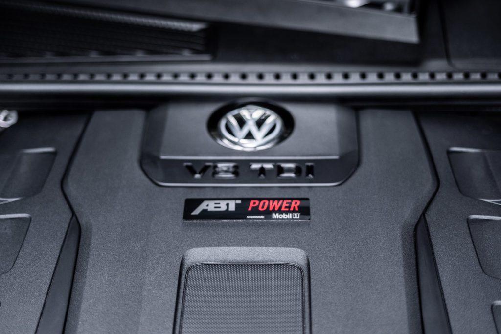 ABTスポーツライン、フォルクスワーゲン トゥアレグを500hpにパワーアップ