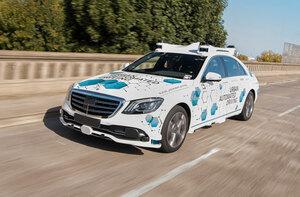 メルセデス・ベンツとボッシュが、自動運転技術で一歩踏み込んだ実証実験を開始