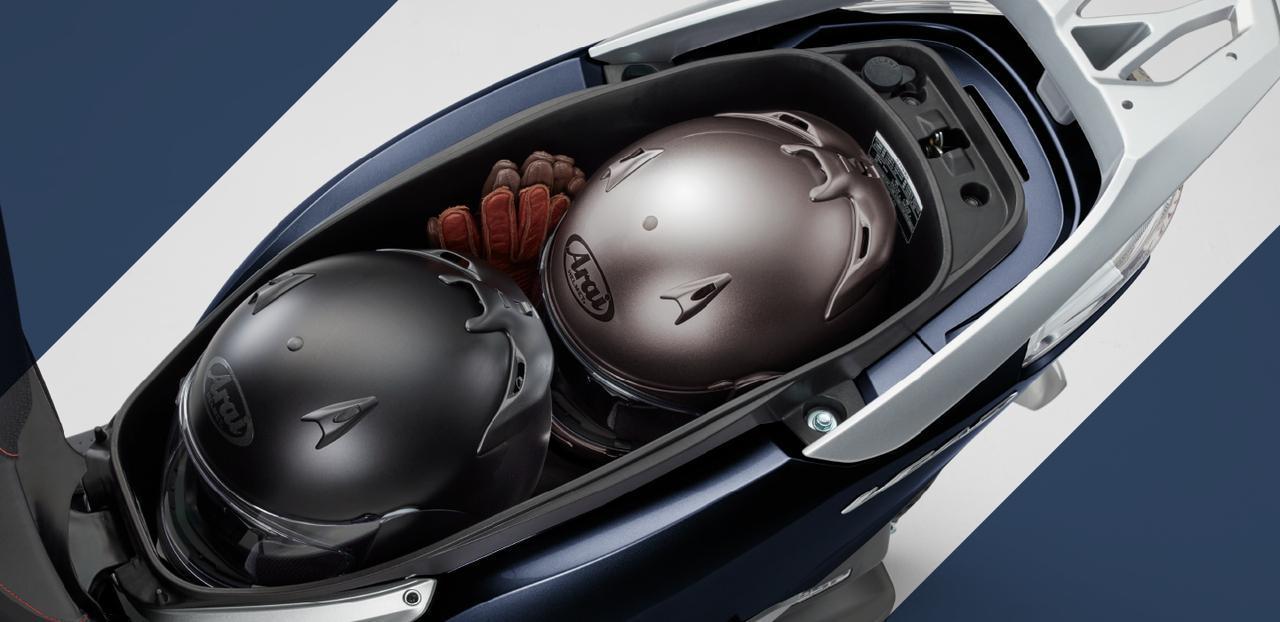 ホンダが原付二種「リード125」の限定車を1月17日に販売開始! カラー展開は一時的に計7色に! どの色がお好き?