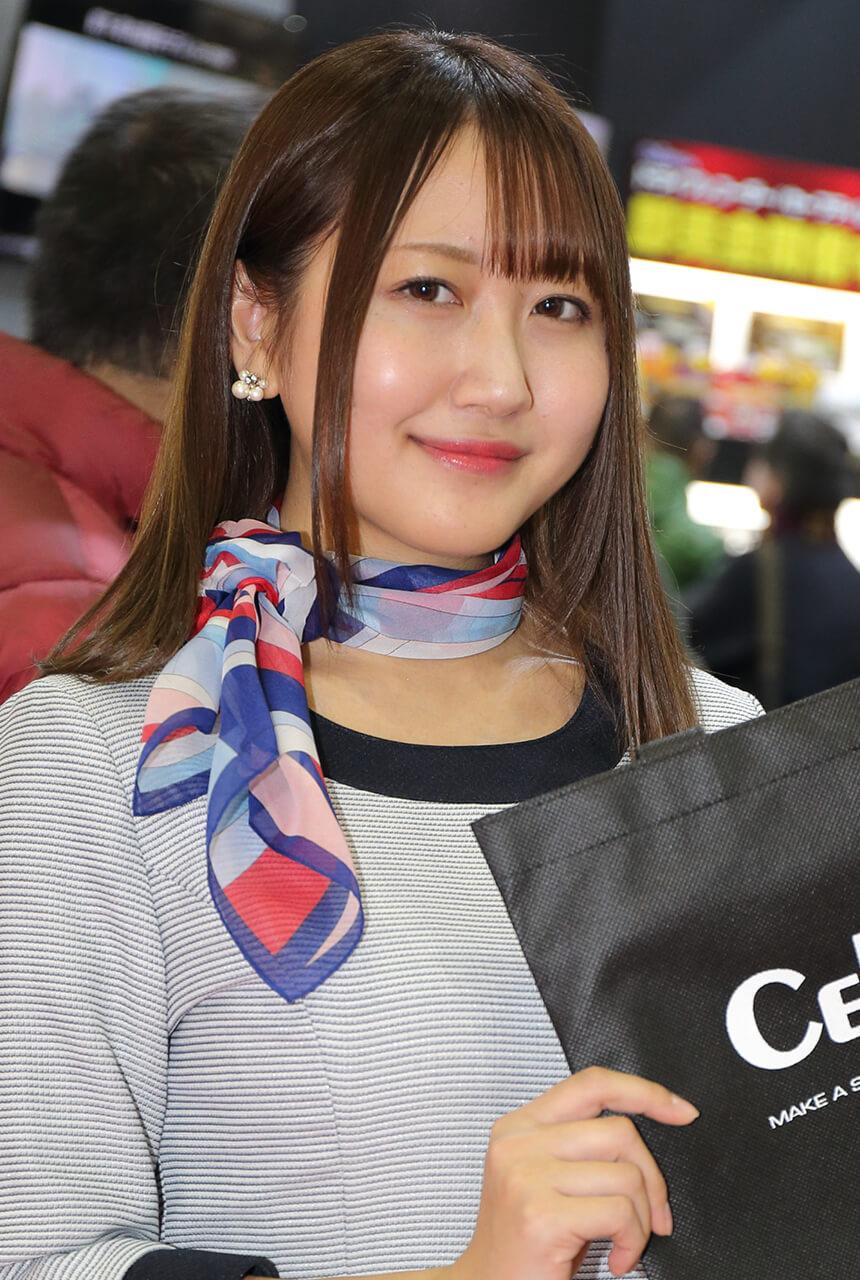 【東京オートサロン2020】綺麗所を集めました! キャンギャル&コンパニオン フォトギャラリー(その4)
