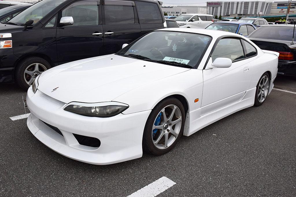 「東京オートサロンは駐車場が面白い」検問を乗り越えてやってきた熱きチューンド達!【パーキングオートサロンpart.4】