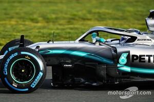 メルセデスF1、7年連続ダブルタイトル獲得へ……2020年の新車発表日程が決定