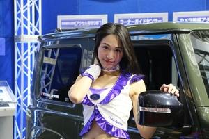 【ドラレコは4Kに】超高精細DVR3400、今春リリースへ データシステムが東京オートサロンに展示