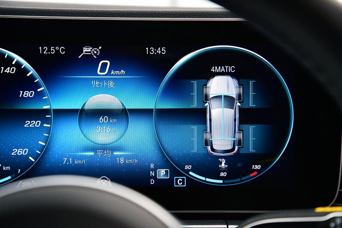 【試乗】ディーゼル車と気づかないほどの加速フィールや静粛性! メルセデス・ベンツGLE400dに非の打ち所ナシ