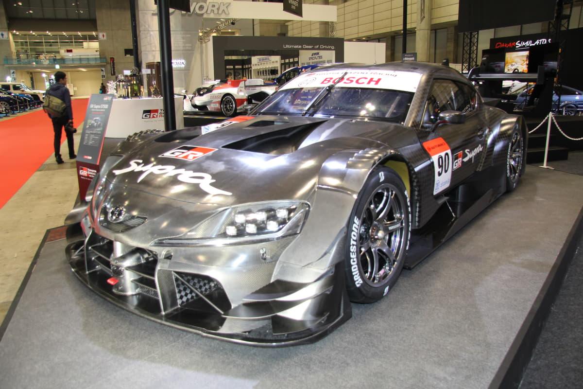 今シーズンの活躍に期待!  5.8L・V8エンジンも存在する注目の「GRスープラ」レース用マシン5選