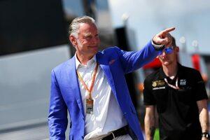 F1経営体制に大きな変更。商業担当取締役ブラッチスが離職へ