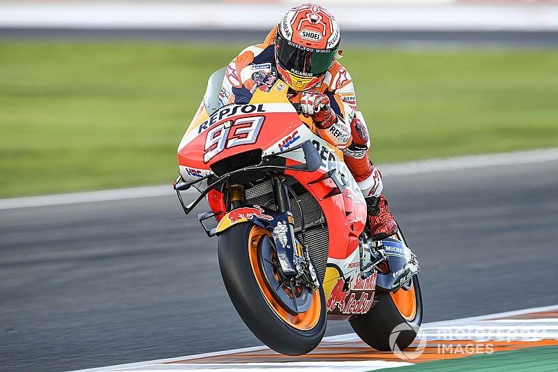 【MotoGP】連覇に向け不安要素か。マルク・マルケス「手術した右肩の回復は予想より厳しい」