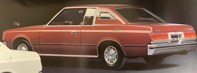 トヨタ クラウン 2ドアハードトップはクラウンをクーペデザインに仕上げた奇想天外な絶滅危惧車だ!
