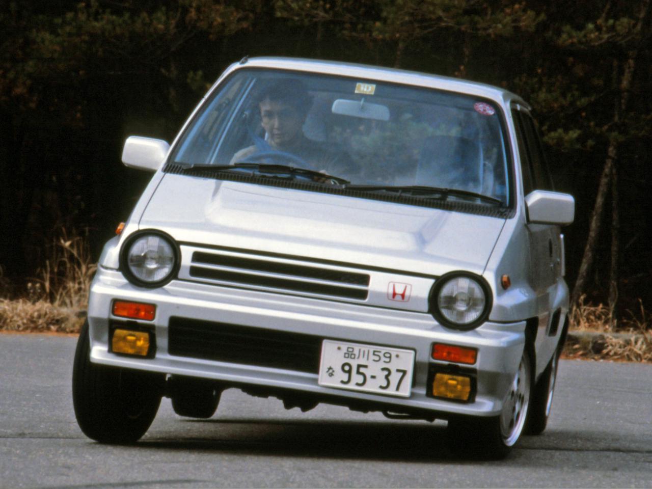 【昭和の名車 149】ホンダ シティターボは「ターボII」となって、さらに過激に!