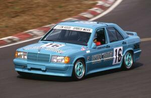 【グループAの名車11】メルセデス ベンツ190E2.3-16コスワースは、グループA制覇のために生まれたマシン