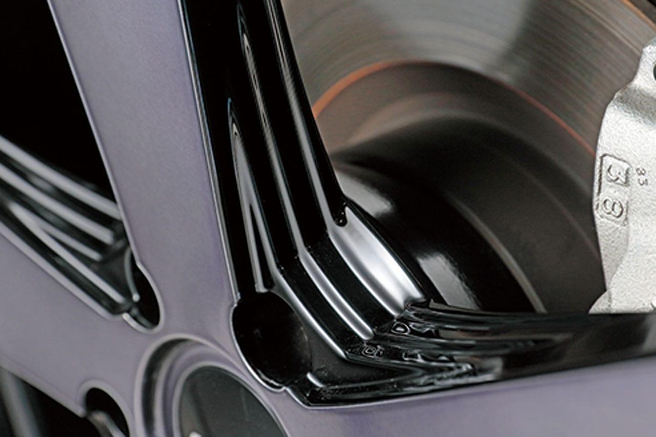 超大口径装着有資格車特権。ラグジュアリーホイールの次世代スタンダード MKW MK-007 150系 プラド ホイール カスタム