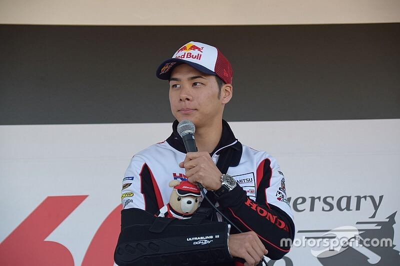 【MotoGP】時速300キロも100キロと大差なし? 中上貴晶、MotoGPライダーの感覚語る