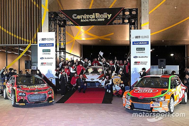 WRC|セントラルラリー愛知・岐阜はヤリスWRCの勝田貴元が優勝。2020年ラリー・ジャパンへの課題も浮き彫りに