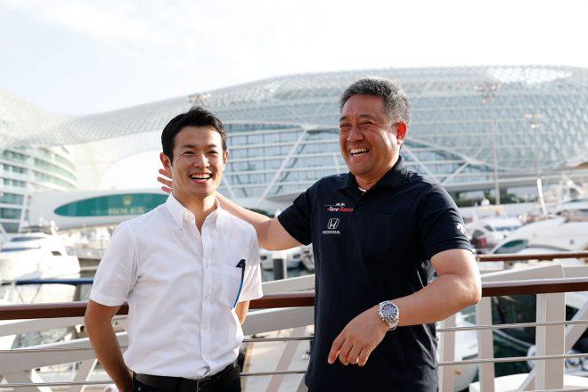 F1 Topic:F1への夢を追い求める山本尚貴。ホンダ山本MS部長、まずはF1マシンでのテスト走行を検討
