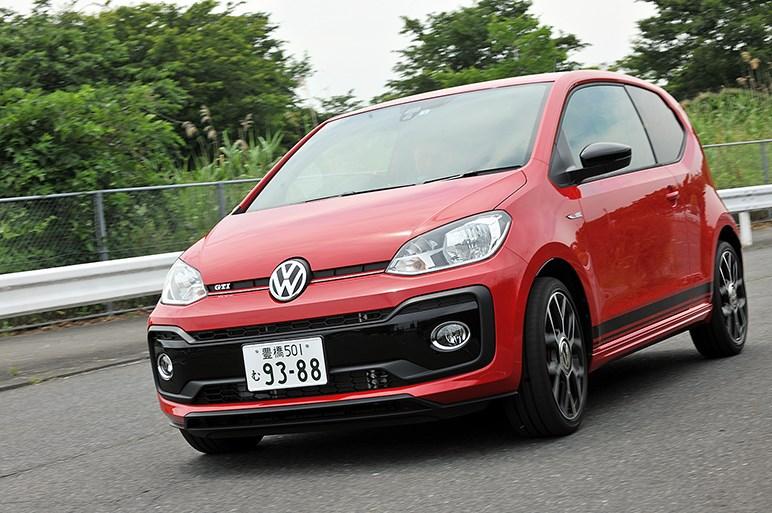 up! GTIにはクルマ好きが一度は知るべき日本車にない別世界がある
