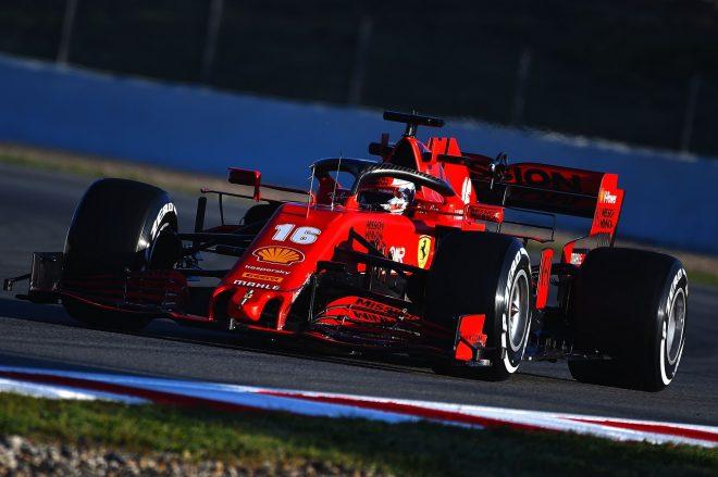 フェラーリF1代表が懸念「現時点ではメルセデス&レッドブルほど速くない」